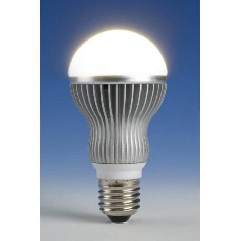 STEINEL 003784 - LED Automatická žárovka E27/7W LED SensorLight