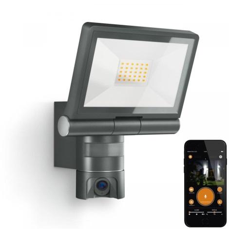 Steinel 065294 - LED Reflektor se senzorem a kamerou LED/21W/230V IP44