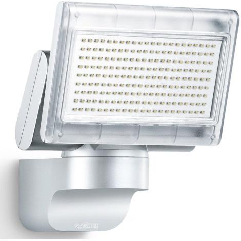 STEINEL 659714 - LED reflektor XLED Home 1 Slave 14,8W stříbrná