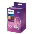 Stmívatelná LED Žárovka Philips E27/7W/230V 2700K