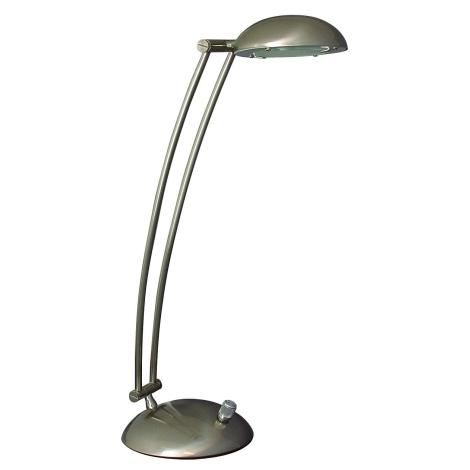 Stmívatelná stolní lampa COBRA 1xG9/50W ABS