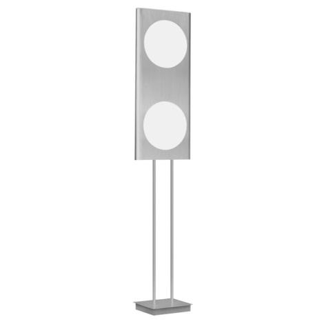 Stojanová lampa ANAIS 2x2GX13/40W hliník/bílá