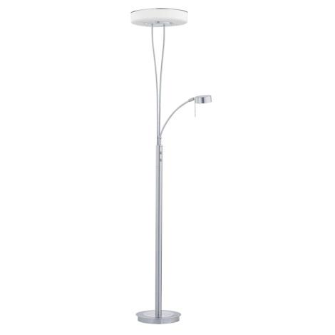Stojanová lampa TRACY chrom