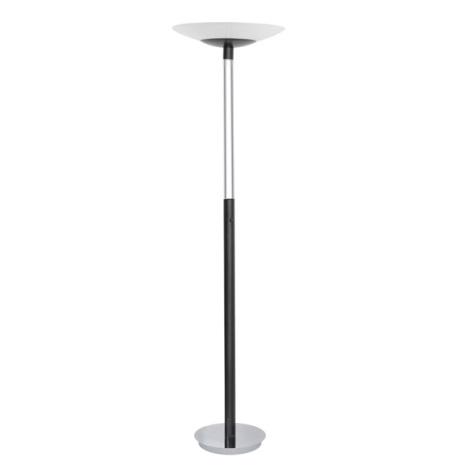 Stojanová lampa TURN 1x2GX13/55W černá / bílá