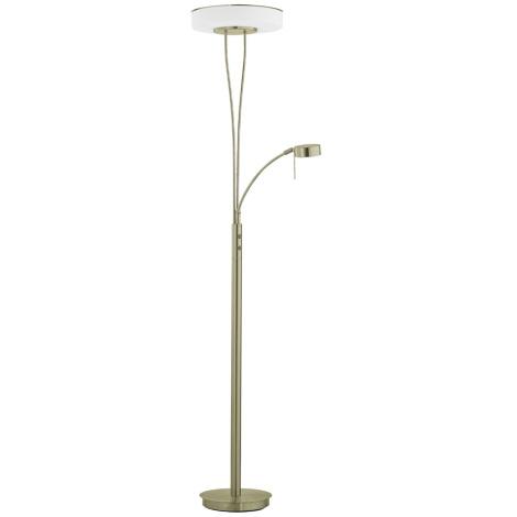 Stojící lampa TRACY bronz