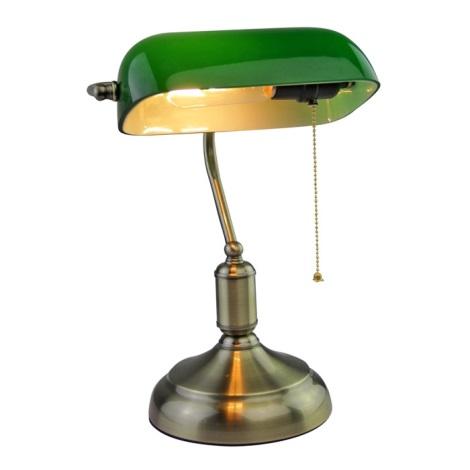 Stolní lampa 1xE27/60W/230V