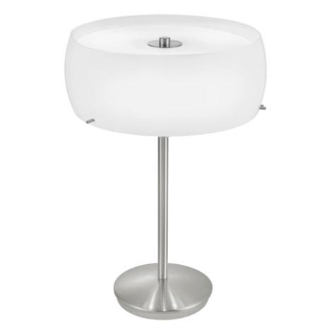 Stolní lampa CAMARO 1 1xG10Q/32W bílá