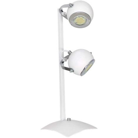 Stolní lampa CAYO 2xGU10/8W/230V