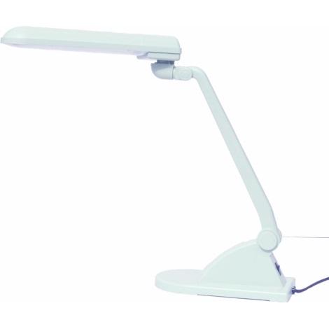 Stolní lampa FLIP 1xG23/11W  bílá