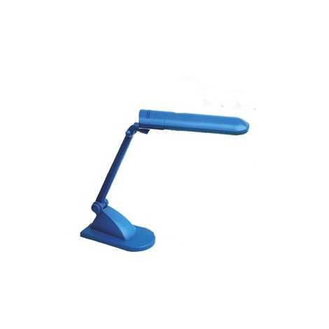 Stolní lampa FLIP 1xG23/11W  modrá