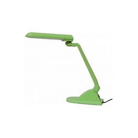 Stolní lampa FLIP 1xG23/11W  zelená