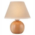 Stolní lampa JUTA 1xE27/60W/230V