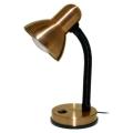 Stolní lampa KADET 1xE27/40W patina