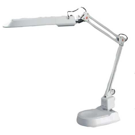 Stolní lampa STUDIO/B 1xG23/11W  bílá