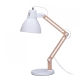 Stolní lampička FALUN LED/12W/230V bílá