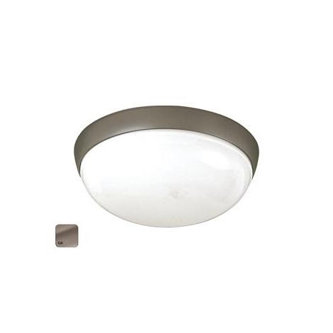 Stropní svítidlo CETUS 2E27 2xE27/18W šedá - GXIZ013