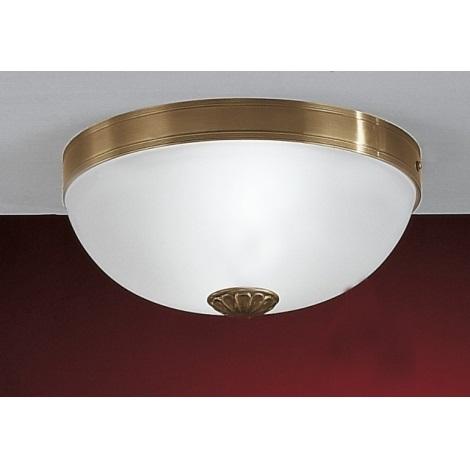 Stropní svítidlo IMPERIAL 2xE27/60W bílá