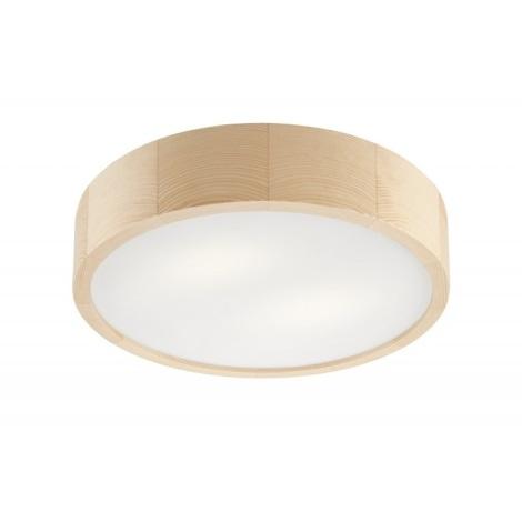 Stropní svítidlo NATURAL 2xE27/60W/230V ø37 cm