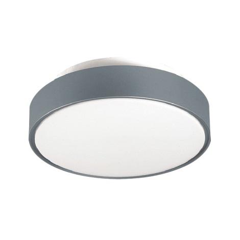 Stropní svítidlo TAURUS 2E27 2xE27/18W šedá - GXIZ004