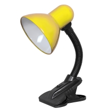 Top Light 630 ŽL - Lampa s klipem 1xE27/60W/230V