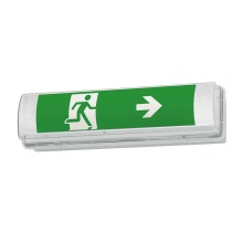 TOP LIGHT Emergency UX - Nouzové svítidlo 1xG5/8W/Ni-Cd