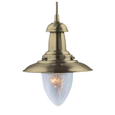 Top Light Fisherman AB - Závěsné svítidlo 1xE27/60W