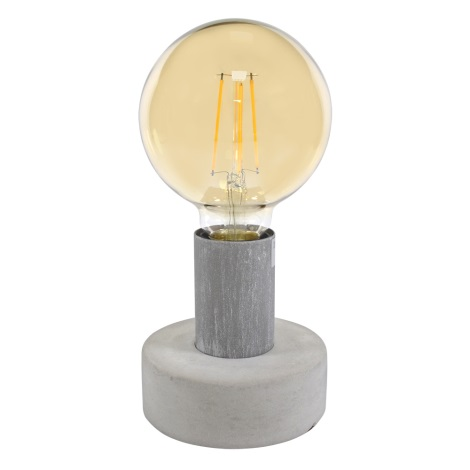 TRIO - Stolní lampa CORD 1xE27/60W/230V