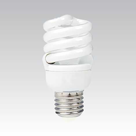 Úsporná žárovka E27/11W/230V 4000K