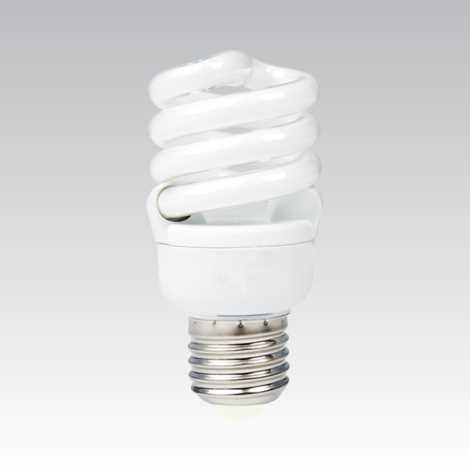 Úsporná žárovka E27/11W/230V 6500K - Narva 235447000
