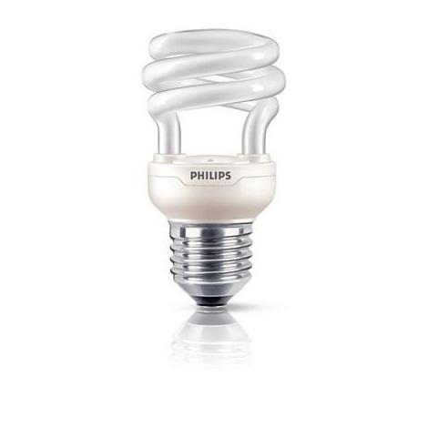 Úsporná žárovka E27/8W/230V ECONOMY TWISTER studená bílá
