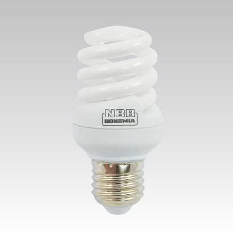 Úsporná žárovka E27/9W/230V 2700K