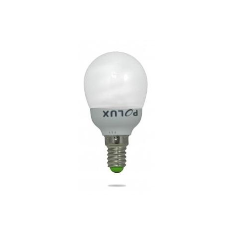 Úsporná žárovka G45/7W/230V