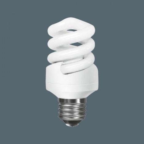 Úsporná žárovka MINI E27/15W 2700K spirála