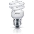 Úsporná žárovka Philips E27/8W/230V 2700K