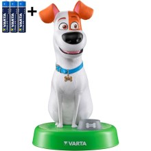 Varta 15641 - LED Dětská lampa THE SECRET LIFE OF PETS LED/3xAAA