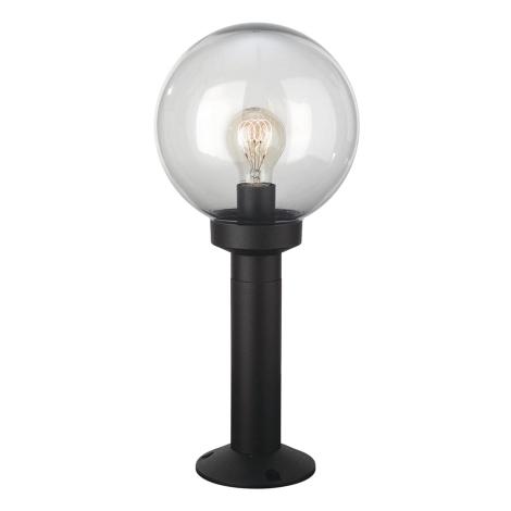 Venkovní lampa 1xE27/60W