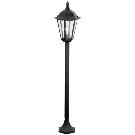 Venkovní lampa OUTDOOR 1xE27/100W černá