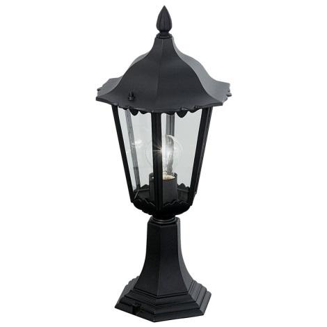 Venkovní lampička OUTDOOR 1xE27/100W černá