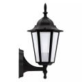 Venkovní nástěnné svítidlo 1xE27/60W/230V černá
