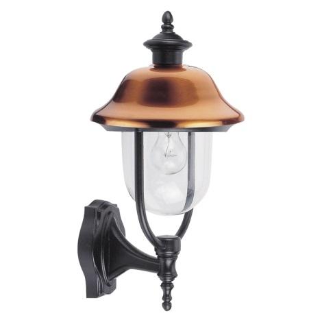 Venkovní nástěnné svítidlo SANGHAI 1xE27/60W/230V