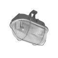 Venkovní stropní svítidlo 1xE27/60W/230V šedá IP44