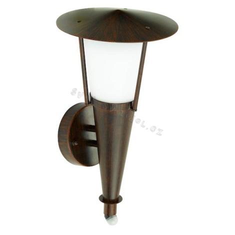 Venkovní svítidlo SAN MARINO se senzorem
