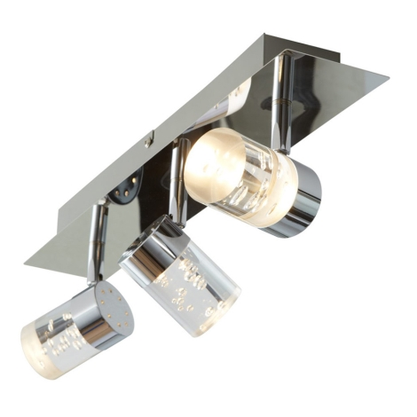 Wofi 7806.03.01.0044 - LED Bodové svítidlo MAAR 3xLED/5W/230V