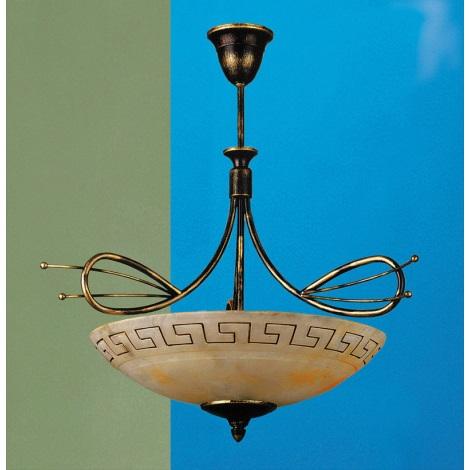 Závěsný lustr AT-1-ATENA 2xE14/40W